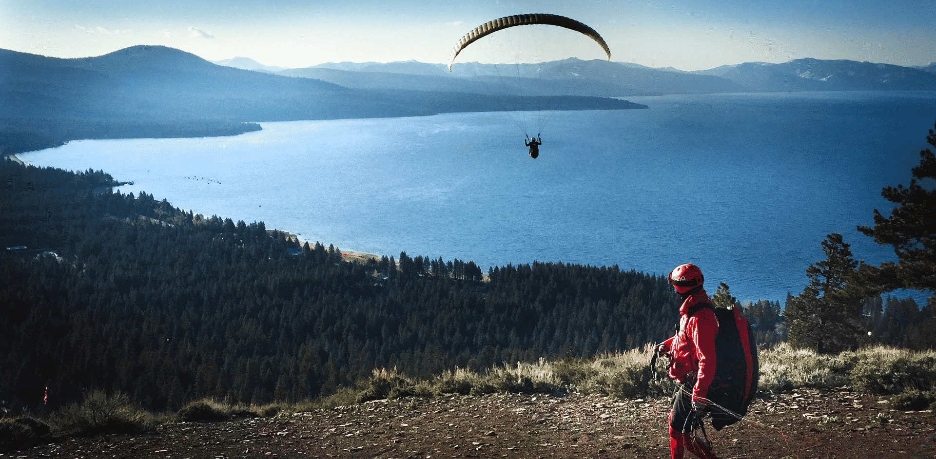 All Types tahoe pictures : Home - Lake Tahoe Paragliding
